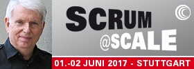 Scrum @ Scale mit Jeff Sutherland